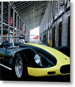 1956 Lister Cambridge Roadster Metal Print