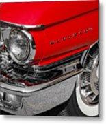 1960 Cadillac Metal Print