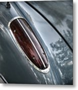 1960 Chevrolet Corvette Taillight Metal Print