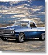 1964 Chevrolet El Camino I Metal Print