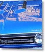 1967 Chevrolet Chevelle Super Sport  Metal Print