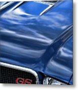 1970 Buick Gs 455  Metal Print
