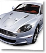 2009 Aston Martin Dbs Metal Print by Oleksiy Maksymenko
