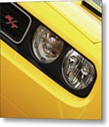 2011 Dodge Challenger Rt Metal Print