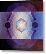 #65 Violet Field Metal Print