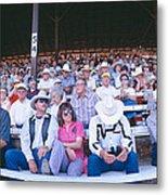 75th Ellensburg Rodeo, Labor Day Metal Print