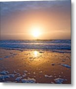 A Gift Every Morning Metal Print
