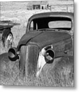 A Ride To The Past Metal Print