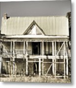 Abandoned Plantation House #1 Metal Print