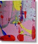 Abstract 10061 Metal Print