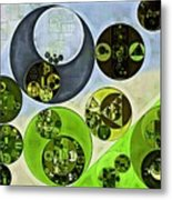 Abstract Painting - Maire Metal Print