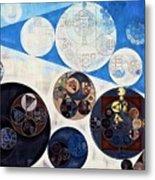 Abstract Painting - San Marino Metal Print