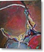Abstraction#8 Metal Print