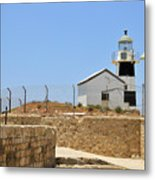 Acre, The Lighthouse  Metal Print