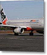 Airbus A320-232 Metal Print