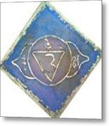 Ajna - Third Eye Chakra  Metal Print