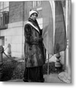 Alice Paul (1885-1977) Metal Print