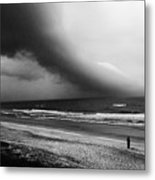 Alone In St. Augustine Metal Print