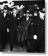 Alphonse Capone (1899-1947) Metal Print