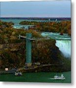 American Falls Niagara Metal Print