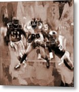American Football 02 Metal Print