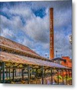 American Tobacco Campus Metal Print