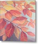 Among The Leaves Metal Print