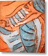 Amuweeke - Tile Metal Print