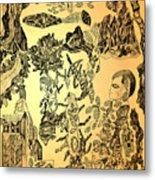 Ancient Dreams Metal Print