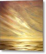 Another Golden Sunset Metal Print
