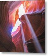 Antelope Canyon Arizona Metal Print