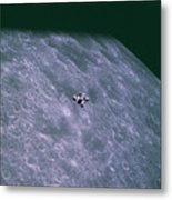 Apollo Mission 16 Metal Print