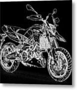 Aprilia Smv 900 Dorsoduro Metal Print