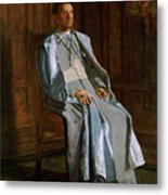 Archbishop Diomede Falconio Metal Print