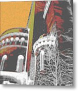 Architecture Series Metal Print