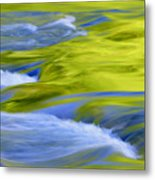 Argen River Metal Print