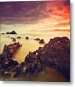 Art Of Landscape Metal Print