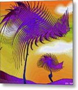 Autumn Spirit Metal Print