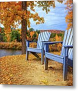Autumn Splendor Metal Print