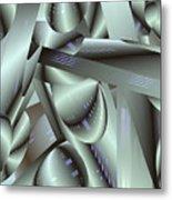 Awe Kew Nice Metal Print