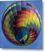 Ballooning Metal Print