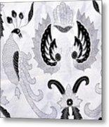 Batik  Metal Print
