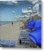 Beach Holiday Metal Print