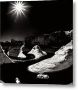 Beautiful Lake Powell Metal Print