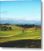 Beautiful Rural Bavaria Metal Print