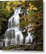 Bijoux Falls In Beautiful British Columbia Metal Print