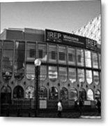 Birmingham Rep Repertory Theatre Uk Metal Print