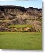 Black Jack's Crossing Golf Course Hole 13 Metal Print