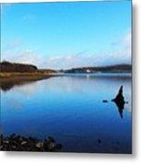 Blessington Lakes Metal Print