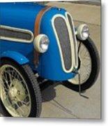 Vintage Bmw Racer Metal Print